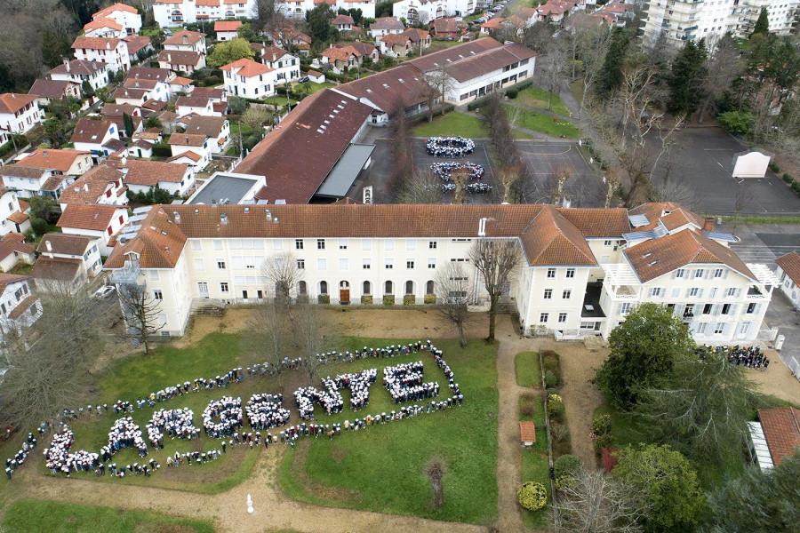 Centenaire de l'établissement Largenté à Bayonne