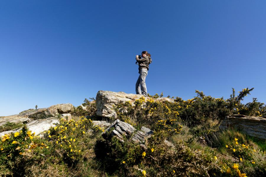Reprise des cours photos sur le Pays Basque