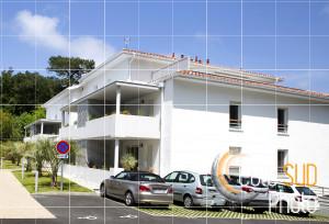 Photographies immobilières d'une résidence à Anglet