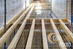 Suivi de chantier de la réhabilitation d'un immeuble