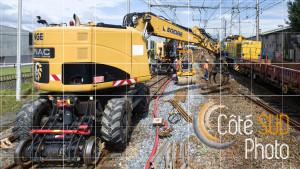 Suivi de chantier de la gare de Biarritz