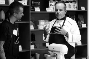 Réalisation d'un reportage photographique chez Le Meilleur du Chef à Bassussary